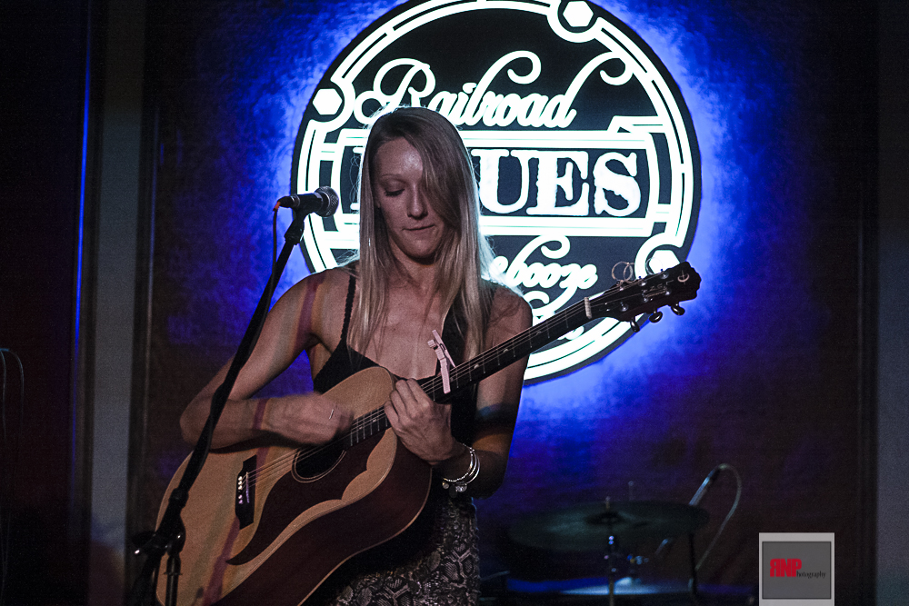 Carly Jo Jackson - Railroad Blues - 07/11/2015