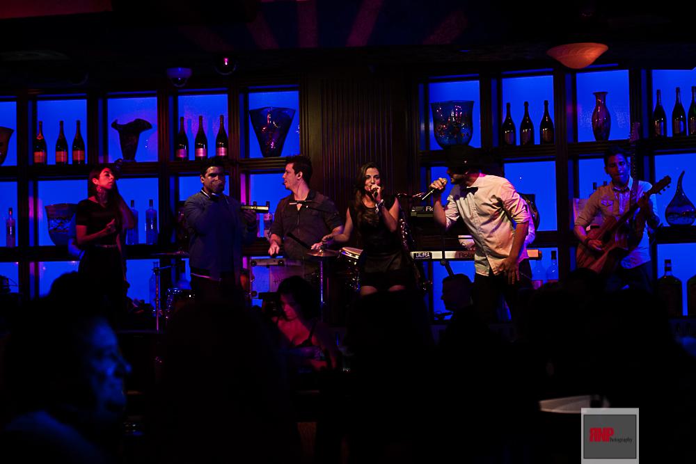 LaLinea Band - Blue Martini Brickell - 06/11/2015
