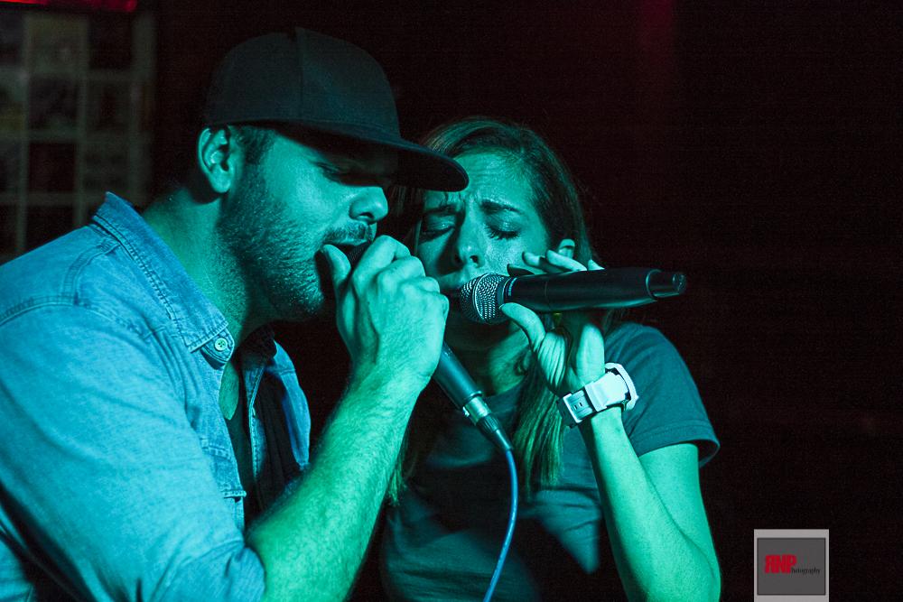 Liza and Robbie - Bougies Bar - 06/28/2015