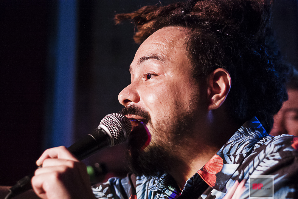 Locos Por Juana - Railroad Blues - 07/25/2015