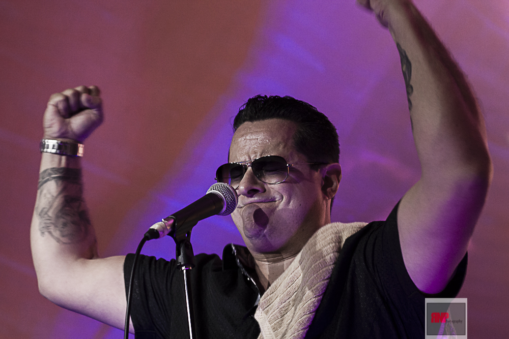 Tito Puente, Jr - Ball & Chain - 08/01/2015