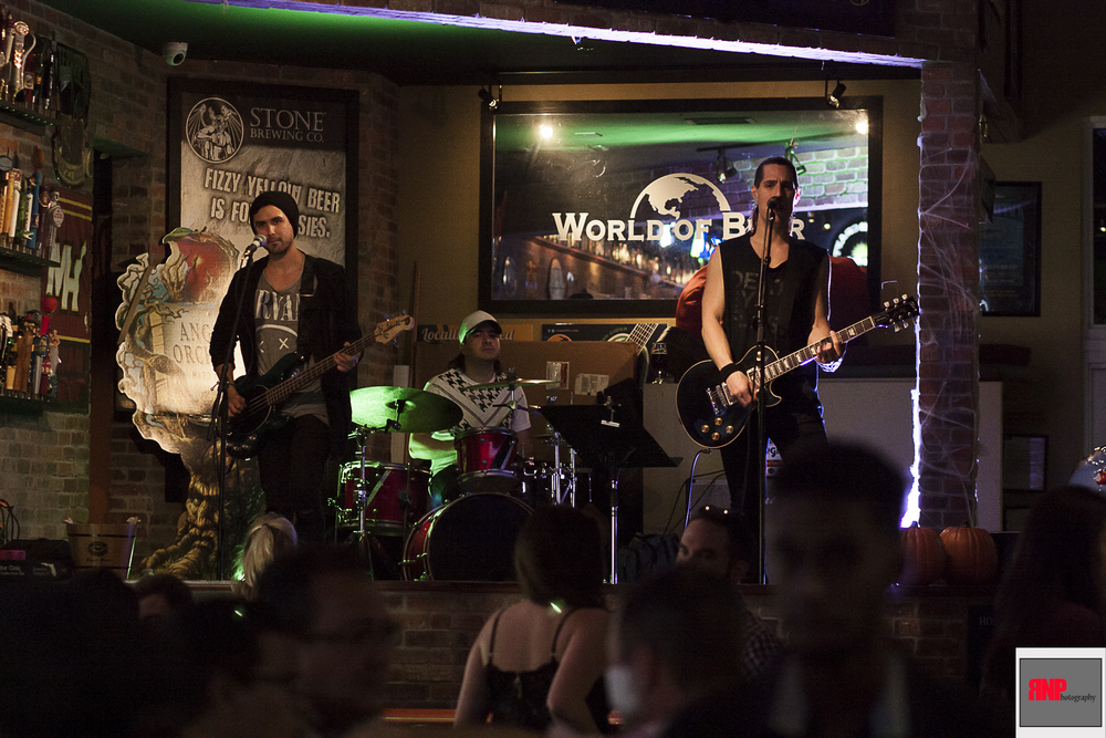The Vintage Band - WOB Dadeland - 10/30/2015