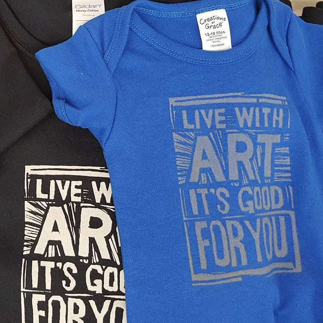 Live with art it's good for you!  Design by Vicki VanAmeyden. #kiaholidaysale  #shoplocal