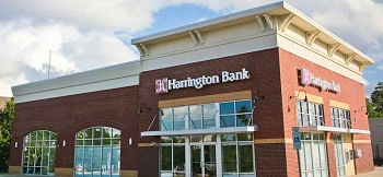Harrington bank - where an employee green team improved morale