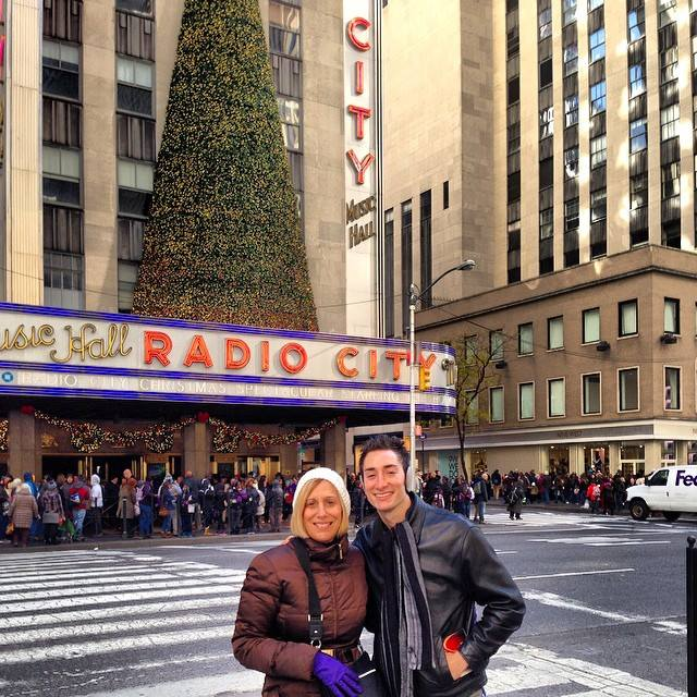 Michael and mom_Radio City.jpg
