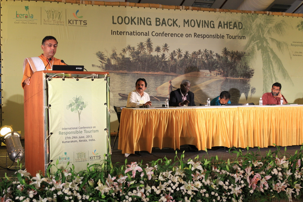 international conference for responsible tourism in cochin, 2013