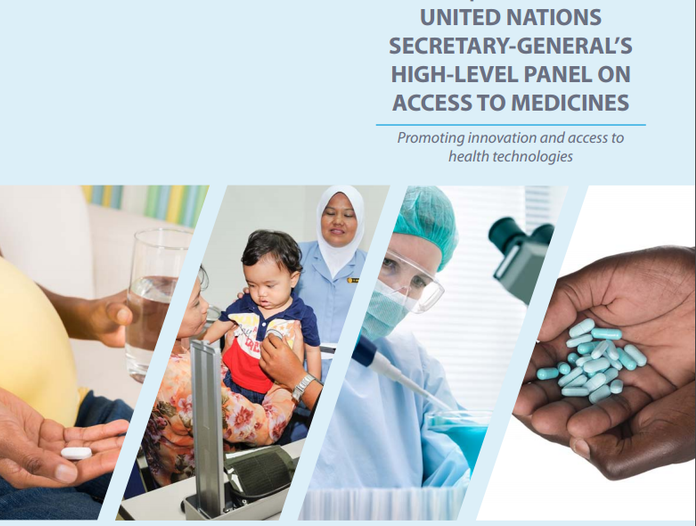 High Level Panel On Access To Medicines