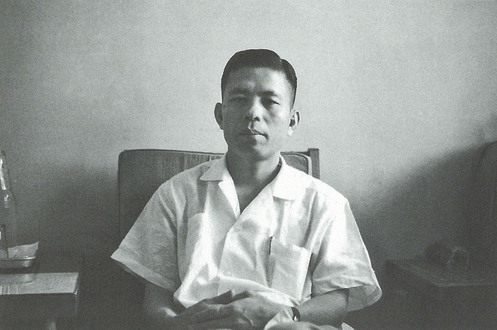 東方廣告公司創辦人溫春雄   Founder of Eastern Advertising, Wen, Chun-Hsiung