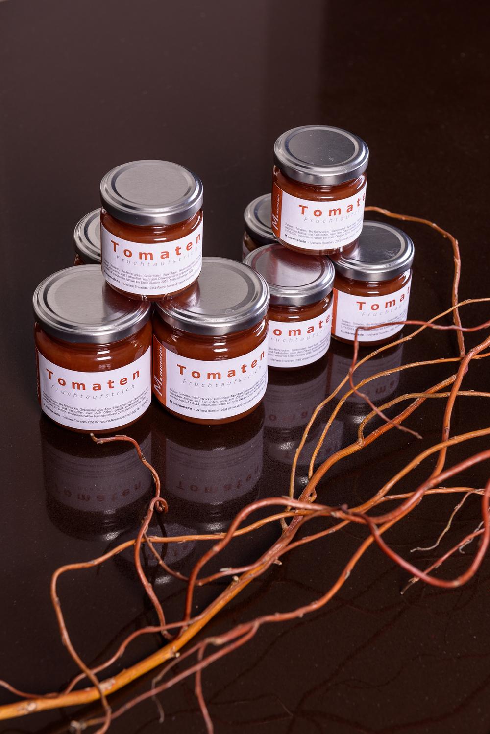 Tomatenmarmelade Produkt Advertising Werbung by JHofer-Foto Juergen Hofer
