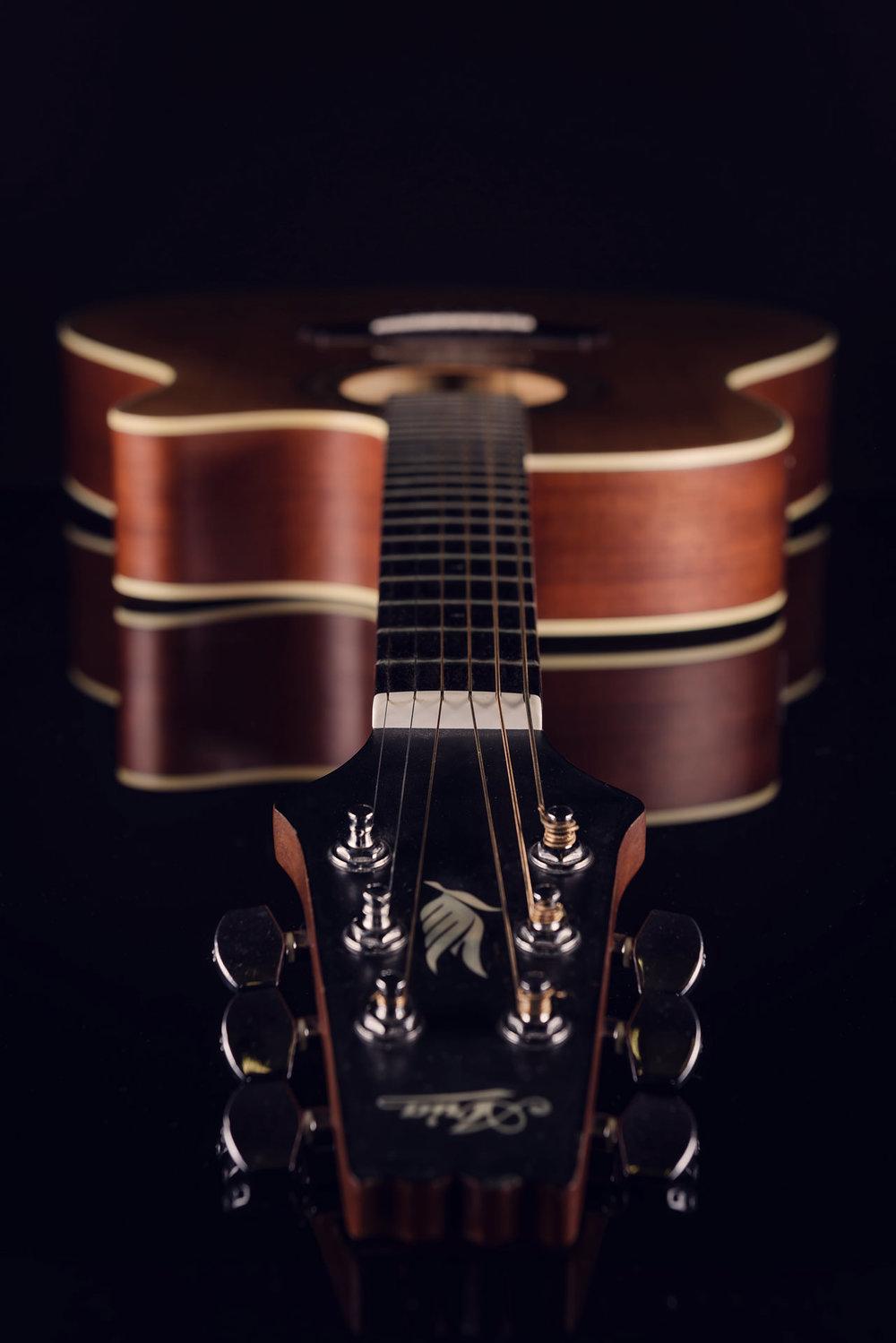 Guitar02 Produkt Advertising Werbung by JHofer-Foto Juergen Hofer