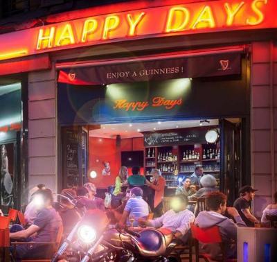 Happy Days Bar