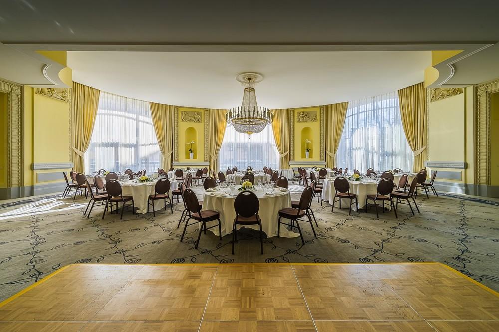 Palace Hotel Lausanne -Sala Richmond
