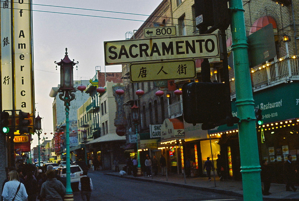 Chinatown, San Francisco