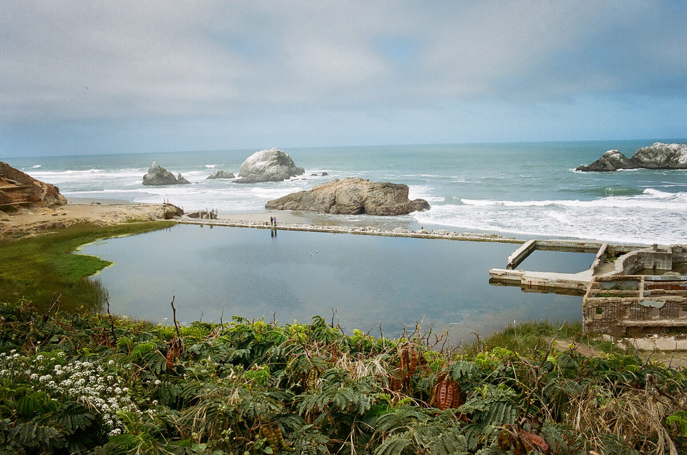 Sutra Baths, San Francisco