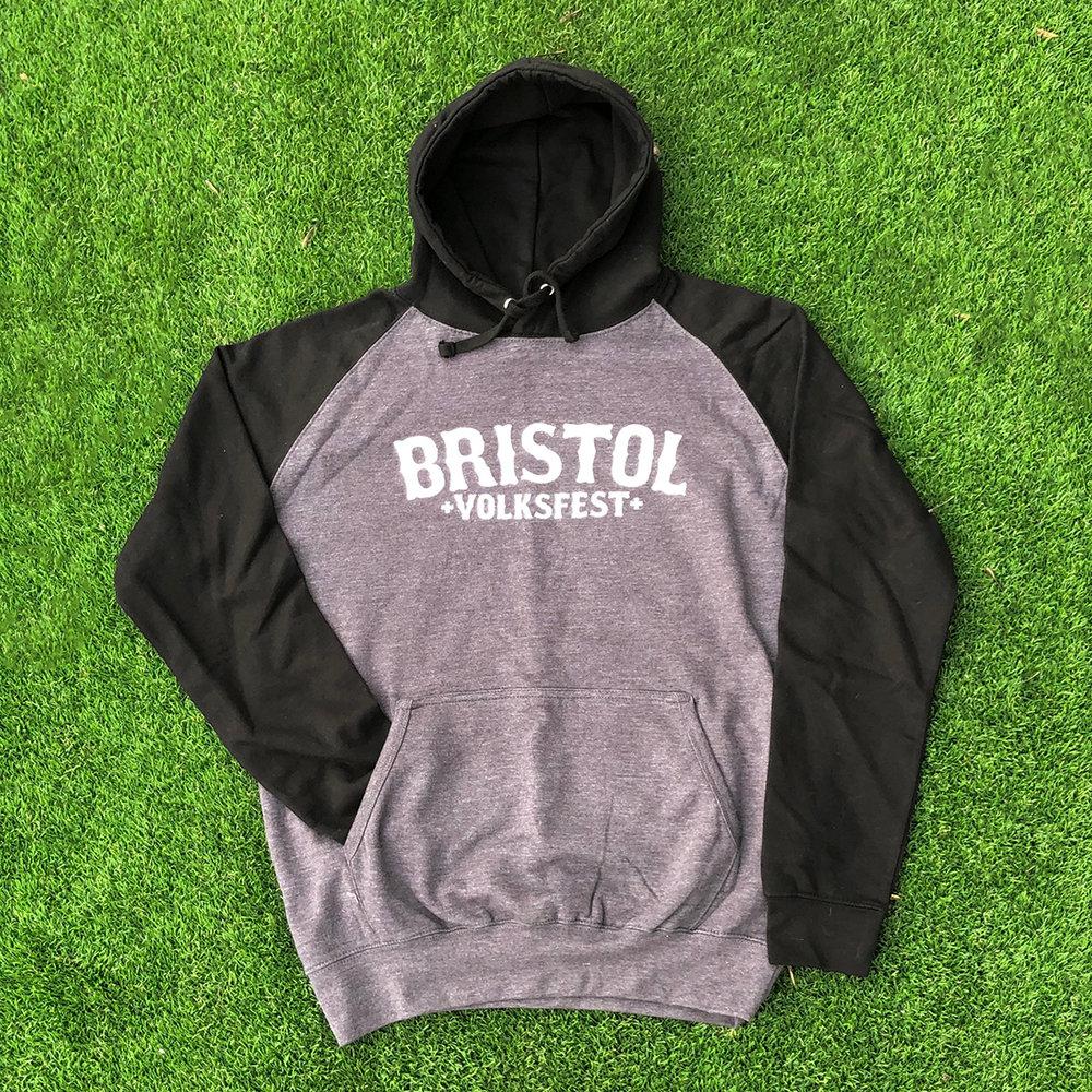 48a06537aa Bristol Volksfest Baseball Hoodie — bristol volksfest