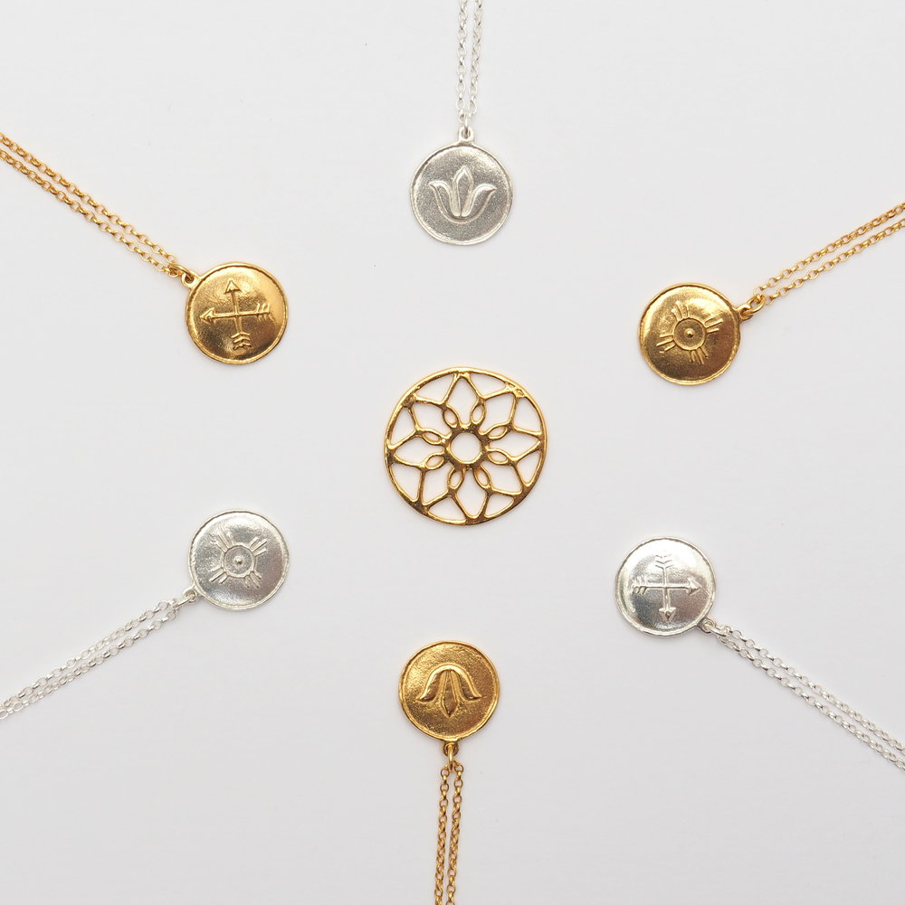DISCOVER OUR AMULET JEWELLERY