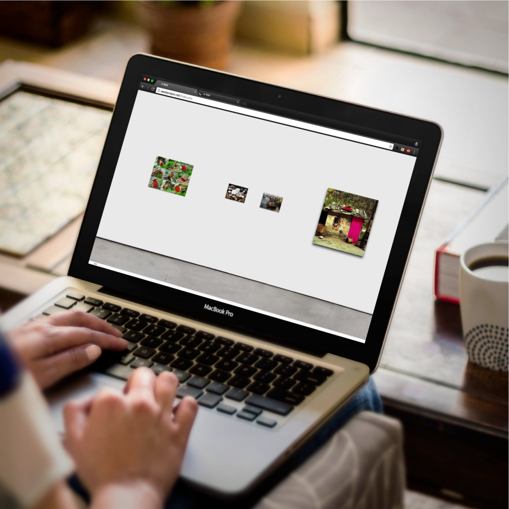 A website designed for more engaging learning experience Jul-Sep 2015