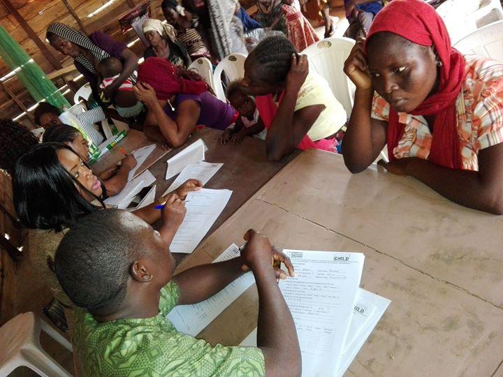 Ontwikkelingswerk Maiduguri Borno Nigeria