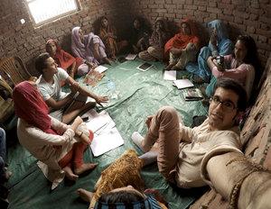 Vrijwilliger ontwikkelingswerk