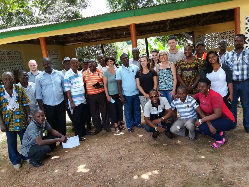 Vrijwilligerswerk Afrika