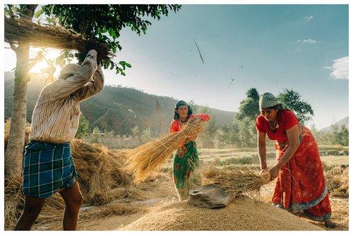 Doneer - Nepal Field workers