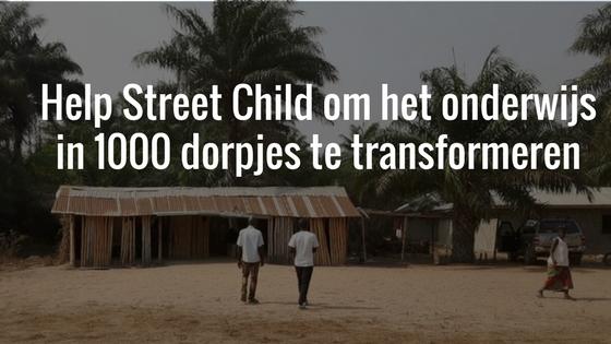 Scholen renoveren Sierra Leone