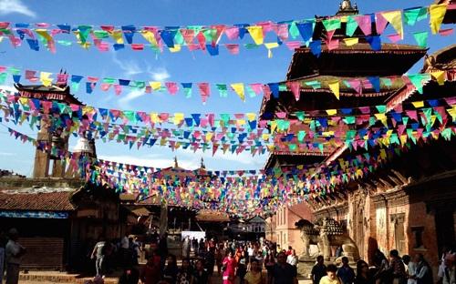 Nepal marathon