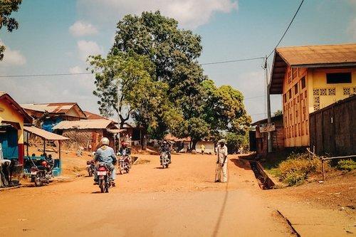 Hardlopen voor street child