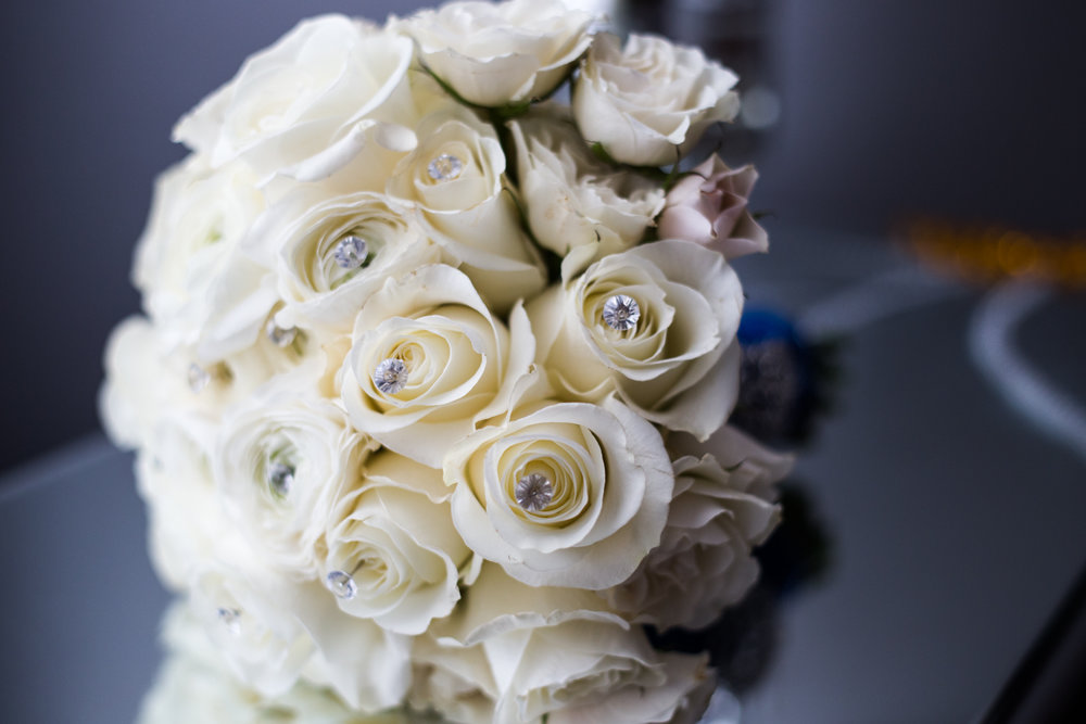 Bridal bouquet. Samantha Christensen Photography.