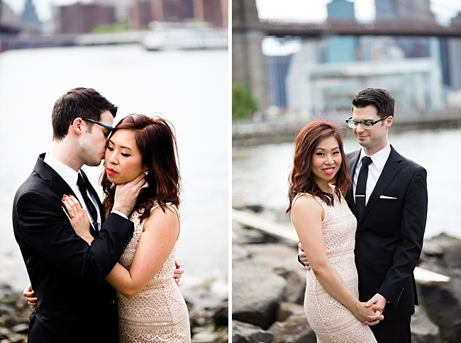 DUMBO Brooklyn glam engagement.jpg