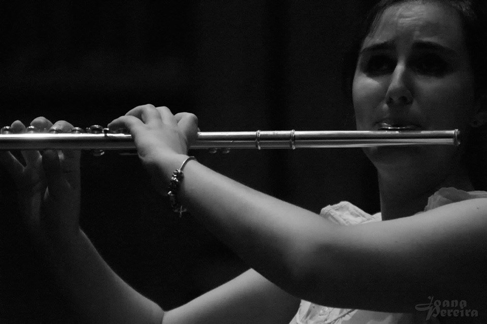 Mafalda Carvalho, 1st-Prize Winner, Senior Flute Category, Young Musicians' Prizes, 2016