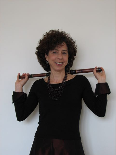 Laura Pontecorvo, founder of the  Helianthus Ensemble