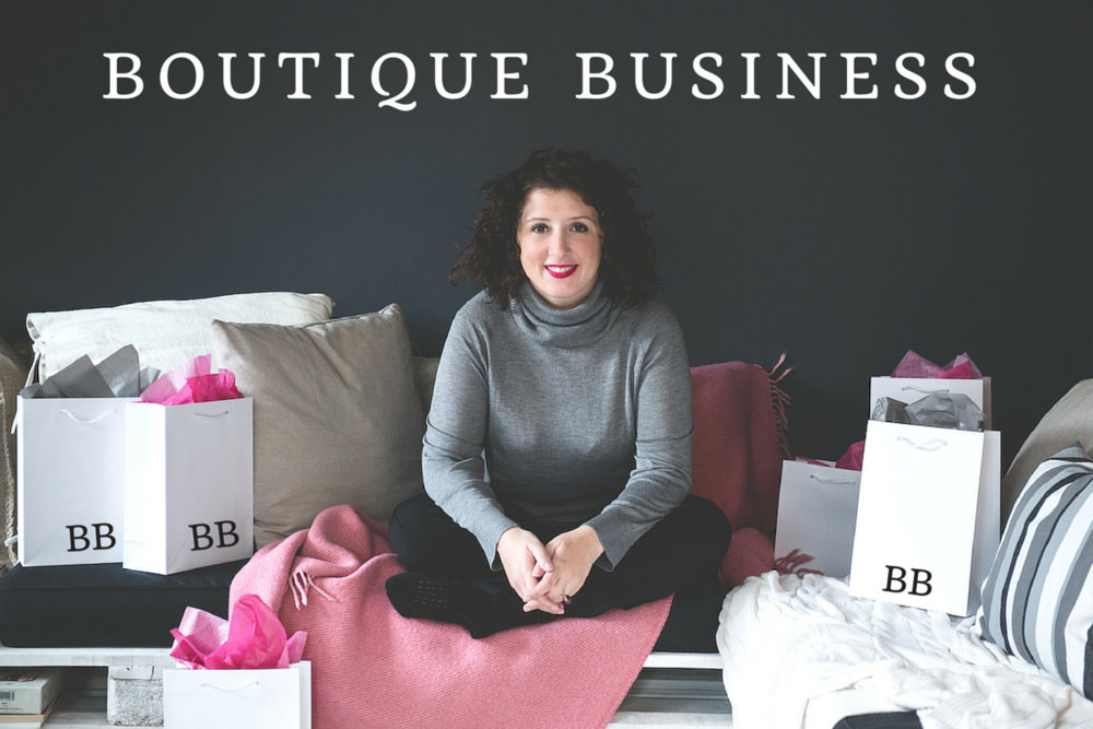 boutique business