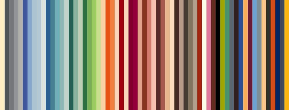 Farboptionen von Jonas Hansen