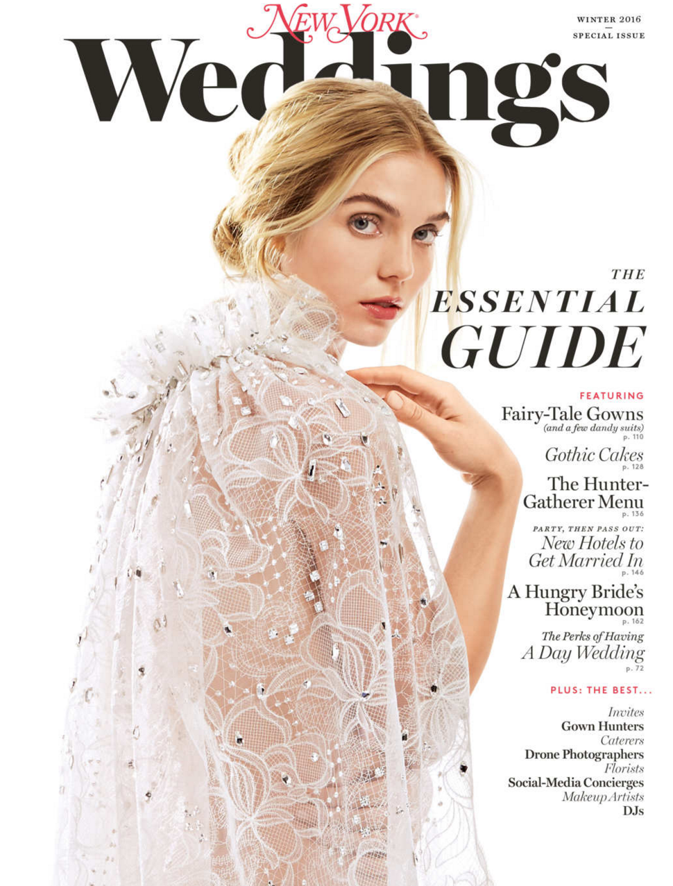 New York Weddings Winter 2016