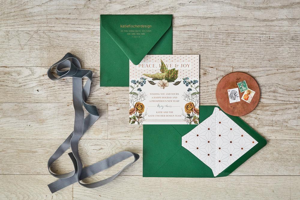 Holiday Cards Katie Fischer Design