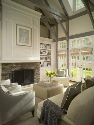 Habersham Residence Family Room
