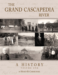 The Grand Cascapeida River - Paperback Cover