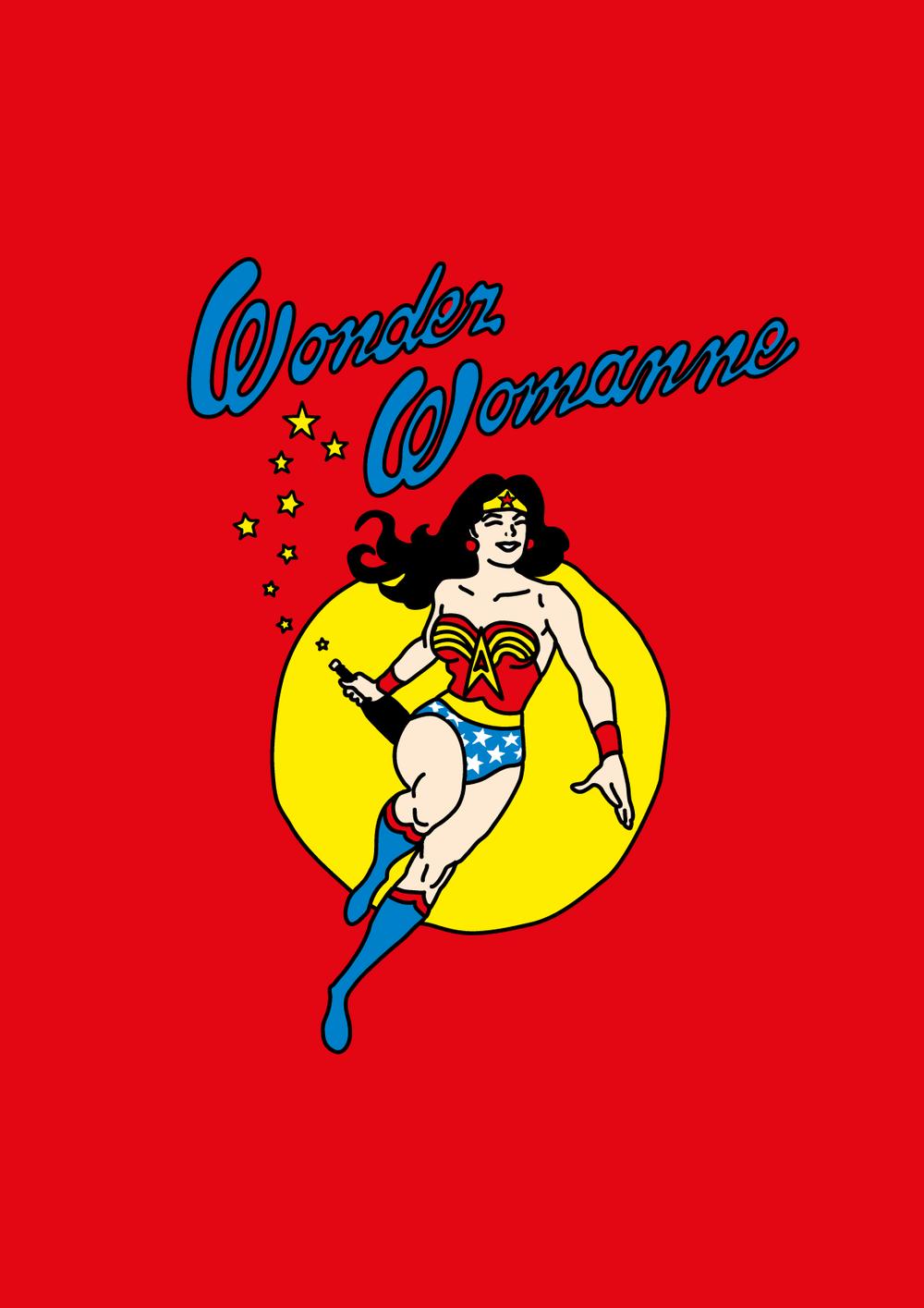 Wonderwomanne
