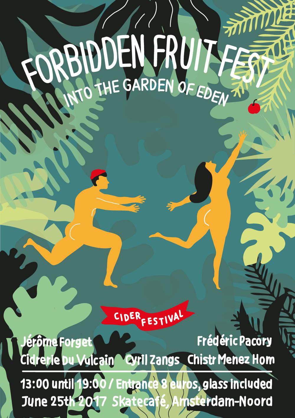 Forbidden Fruit Fest