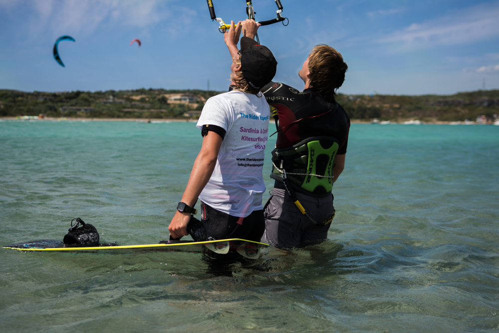 ....Kitesurfing Cruise Sardinia & Corsica..Kitecruise Sardinien & Korsika....