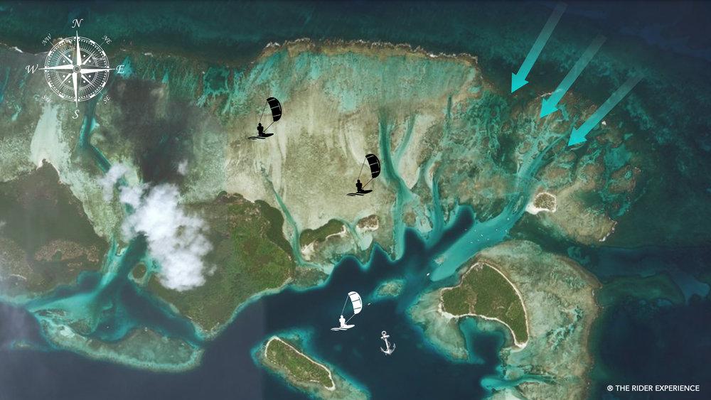 ....San Blas Kitecruise..Kitecruise auf den San Blas Inseln....