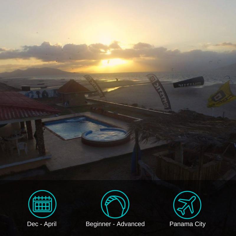 Panama Kitesurfing Guesthouse