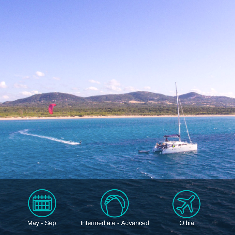 ....Sardinia & Corsica Kitesurfing Cruise..Kitecruise Sardinien & Korsika....
