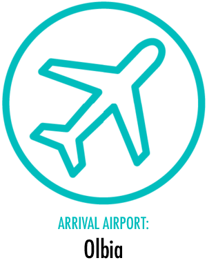 Arrival Airport Olbia