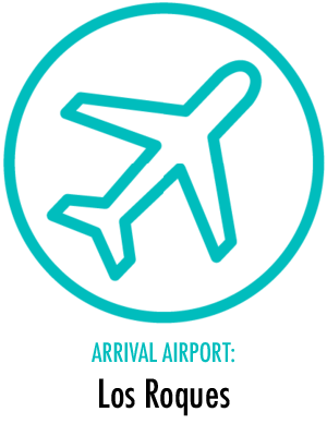 Arrival Airport Los Roques