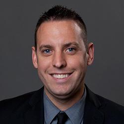 Dewayne Hankins, SVP of Brand Strategy & Digital for the Portland Trail Blazers.