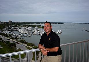 Michael Warren, CEO of M3W Sports
