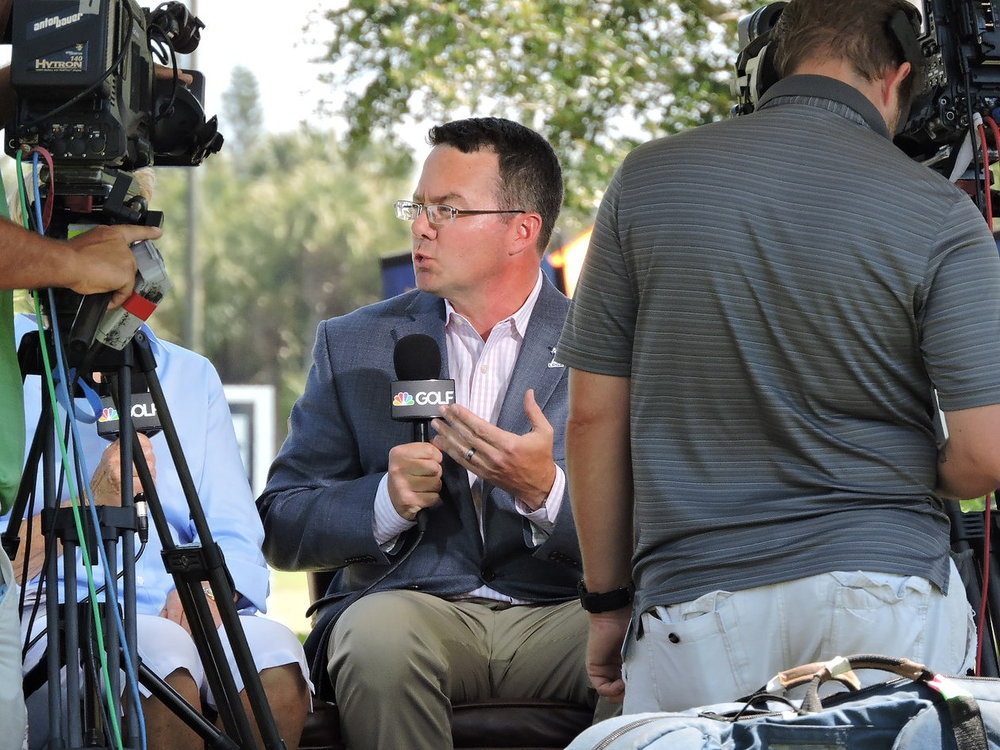 Mike Nichols, CBO of the LPGA Symetra Tour