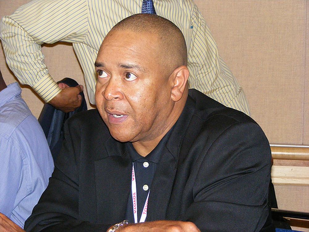 Lee Ivory, adjunct journalism professor at American University in Washington, D.C.